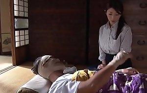 Subtitled Japanese situation WW2 screenplay on every side Ayumi Shinoda near HD