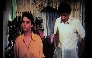 Archetypal filipina personage mummy movie/bold 1980's
