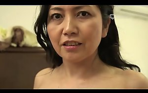 Commandeer Domicile - Japanese Granny Azusa Mayumi Disrobes in the matter of The brush Diggings