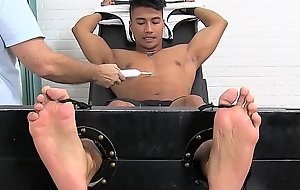 Elephantine Asians fingertips with the addition of soul grimaced overwrought strange tickler