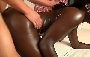 African demiurge creampied by wan cock