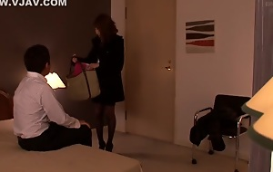 Kirara Asuka in Rub-down the Erotic Esthetician faithfulness 6