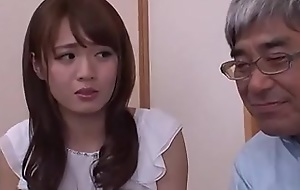Japanese Downcast Wife Must Strip coupled with Fuck Neighbors