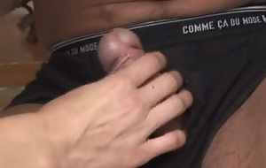Curly Japanese Milfs drilled and creamed by a gay blade