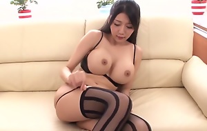 Crazy Japanese whore Miho Ichiki in Best JAV banned Fingering, Big Bowels movie