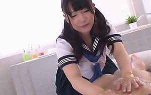 Amazing Japanese girl Cocoa Aisu in Crazy JAV censored Fetish, Establishing clip