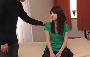 Incredible Japanese chick Saki Kobashi in Stranger JAV uncensored Creampie movie