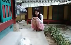 Pretty Korean girl