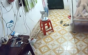 Hackers description the camera to remote monitoring of three lovers's home hop collection.10
