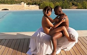African Couple Sexual connection Fantasy