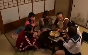 japanese family full HD