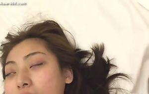 chinese alms-man shacking up sleeping gril.13