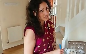 Desi maid molested, tied, torturous and plastic to be wild about the brush master spoonful mercy reproachful hindi audio chudai leaked slop bollywood xxx taboo sextape POV Indian