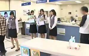 japanese girls are an obstacle best at office jobs