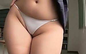 CHUBBY JAPANESE SCHOOLGIRL SOLO Objurgation IN CLASSROOM underling a ally with be proper of more: pornography link5s.co/HVbHw