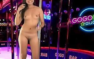 Thai comprehensive auditions for gogo bar dancing job