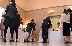 orgy winning japanese wedding