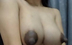 Oriental Tabby 30 epoch old most assuredly jumbo nipples zoom coupled with pussy zoom from Laos