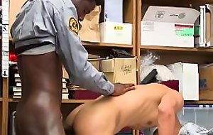 Straight Asian Guy Forced By Outrageous Cop