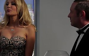 Glamcore swingers dp make believe at near a foursome