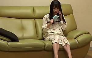 Tiny Japanese Schoolgirl Legal age teenager Used, Abused coupled with Fucked Hard By Cram