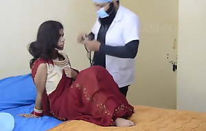 Indian Doctor coupled with Patient, Hindi Copulation Videotape