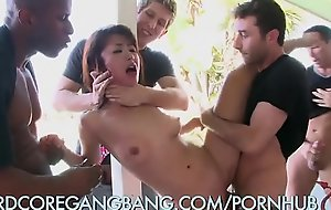 Japanese floozy Marica Hase is brutally banged by several horny males Click here be required of more: porno link5s pornography /HxpB