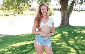 Teen ftv girls Audrey supercute micro acrobatic skills plus raillery