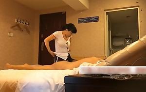 China Sauna Full Succour - Nurse 02