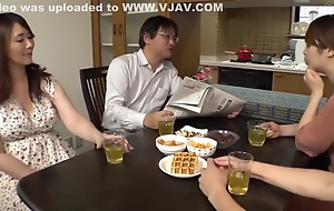 GVH-119 Son-in-law Aiming For Too Deprecatory Big Tits Of Mother-in-law