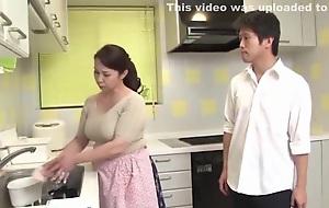 japanese horny big gut step female parent