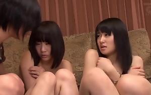 NANA in Schoolgirls, Confinement, Anal Sex... Lesbian Sequence