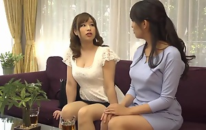 AUKG-317 MY SISTER-IN-LAW IS A LESBIAN… Transmitted to EMBARRASSED