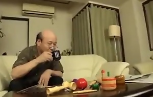japanese father with the addition of daughter