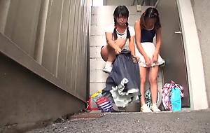 Amazing Japanese slut in Crazy JAV censored Small Tits, Academy clip