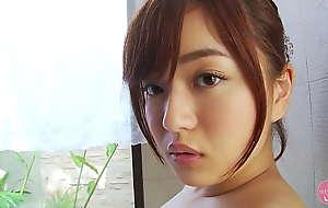 艶やかな唇の美女が、お風呂でチャプチャプ、おっぱいポヨンポヨン [BMAY-001]