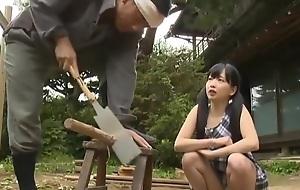 Japanese instructor girl seduce guy 2