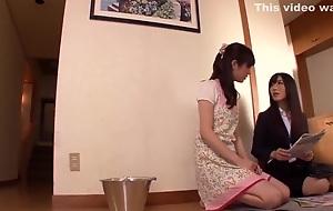 Hibiki Ohtsuki In Wife Seduced By The Saleswoman