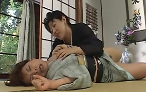Japanese bdsm video with interesting bitches