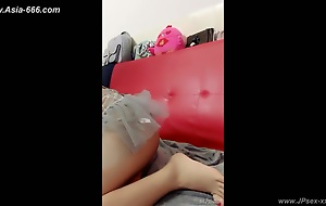 chinese teens live touch with mobile phone.356