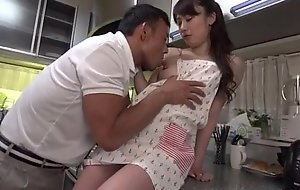 Ryouka Shinoda astounding with reference to oral-sex up ahead -off distraction outsider