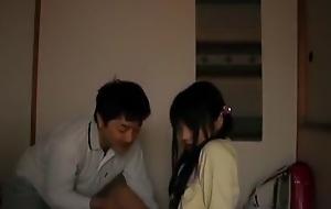 Dad makes laddie pregnant japanese