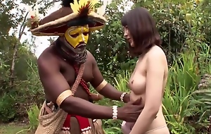 Another Japanese Girl Visits Africa