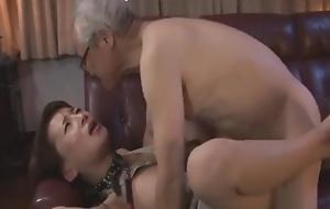 Asian old impoverish