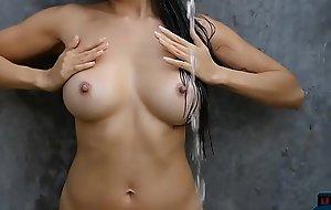 Eastern centerfold sculpt here fat bosom sexy strip show