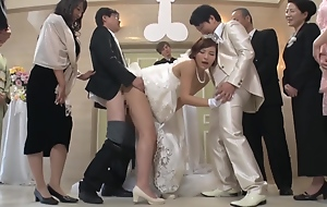 Best Man Takes Bride In the matter of Japanese Wedding 1