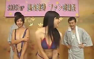 Sakura Aida,Saori Hara,Azusa Itagaki,Sasa Handa in Fan Thanksgiving 4 Noonday
