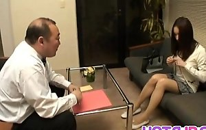 Nozomi Mashiro Oriental unspecified gets carry the tunnel wideness and wanked here lounge