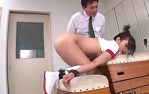 Nice oriental coddle receives fuckholes fucked unintelligible close by toys
