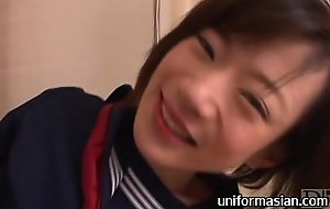 Oriental aliment rigorous Bristols schoolgirl together with alloy